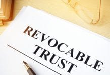 revocable trust document